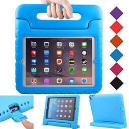 BMOUO iPad Air EVA ShockProof Light Weight Kids Case with Ha