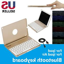 For Ipad Air2 Gaming Keyboard With Case Backlight Bluetooth