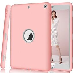 New ipad case 9.7inch 2017/2018 PIXIU Heavy Duty Shockproof