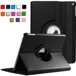 iPad Case 360 Rotating Shockproof Stand Cover Fit For Apple