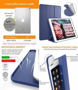 DTTO iPad Case for iPad Mini 4,  Ultra Slim Lightweight  Sma