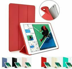 iPad Case 6th Generation 9.7 Model Slim Magnetic Silicone Sm
