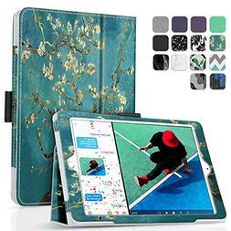 TNP New iPad 9.7 Inch 2018 2017 Case/iPad Air 1 Case - Corne