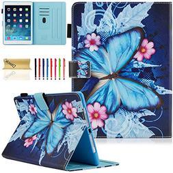 iPad 9.7 inch 2018 2017 Case / iPad Air Case / iPad Air 2 Ca