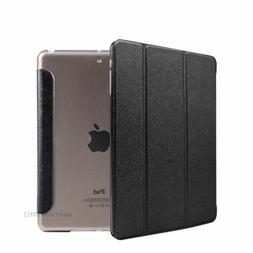 iPad Case Cover Auto Sleep/Wake for Apple iPad Air 2 Stand U