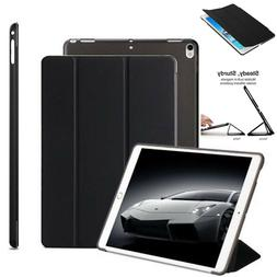 "iPad Case for New iPad 6th Generation 2018 9.7"" Magnetic Cov"