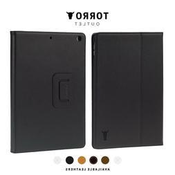 TORRO iPad Case. Premium Leather Case / Cover for 2018/2017