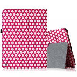 Fintie iPad 1 Folio Case - Slim Fit Vegan Leather Stand Cove