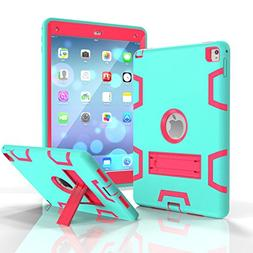 iPad Pro 9.7 inch Case, Anna Shop  3in1 PC+Silicon Hybrid Pr