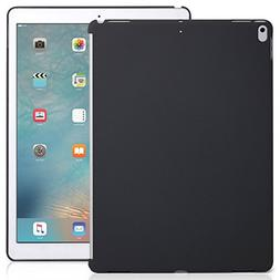 KHOMO iPad Pro 12.9 Inch Charcoal Gray Color Case - 2017 Ver