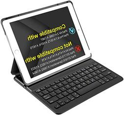 Inateck iPad Keyboard Case, Only Compatible with A1566,A1567
