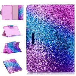 iPad Mini 1/2/3/4 Case,Painted PU Leather Magnetic Flip Smar