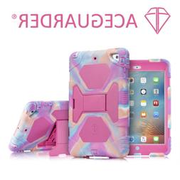 For iPad Mini 1 2 3 Case Heavy Duty Kids Shockproof Cover W/