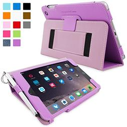 iPad Mini 3 Case, Snugg - Smart Cover with Kick Stand &  for