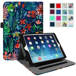 For iPad mini 4 A1538 / A1550 Folio Leather Case Cover Stand