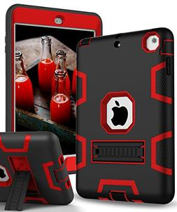 iPad Mini 4 Case ,Shock-Absorption/High Impact Resistant Hyb