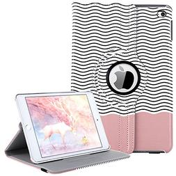 iPad Mini 4 Case, BENTOBEN Slim Shockproof 360 Degree Rotati
