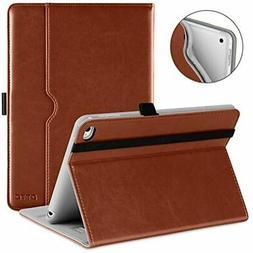 IPad Mini 4 Case, Premium Leather Folio Stand Cover With Mul