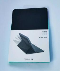 Logitech iPad Mini 4 Hinge Flexible Case w/Any-Angle Stand i