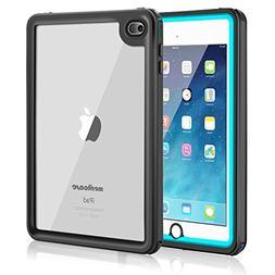 iPad Mini 4 Waterproof Case, Meritcase IP 68 Waterproof Full