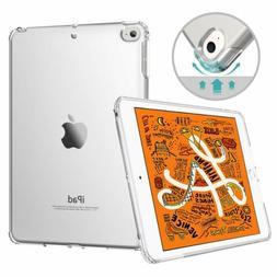 MoKo for iPad Mini 5 2019 Case Clear Soft Flexible TPU Skin