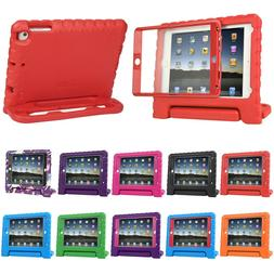 iPad Mini 5 Mini 4 Case for Kids with Built In Screen Protec