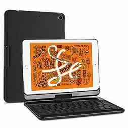 ProCase iPad Mini 5 / Mini 4 Keyboard Case, 360 Degree Rotat