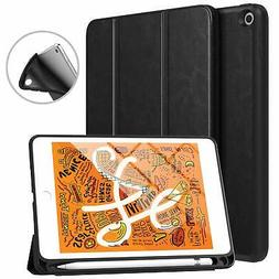 MoKo for iPad Mini 5th 2019 Smart Shell Stand Cover Case w/A