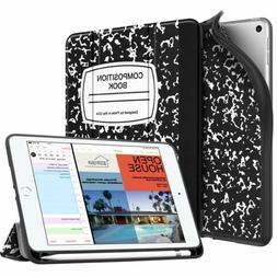 For iPad mini 5th Gen 2019 Case Stand w Apple Pencil Holder