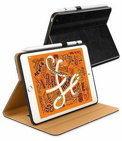 DTTO iPad Mini 5th Generation 2019 Case,  Leather Folio Cove