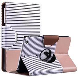 ULAK iPad Mini Case,iPad Mini 2 Case,iPad Mini 3 Case, 360 D