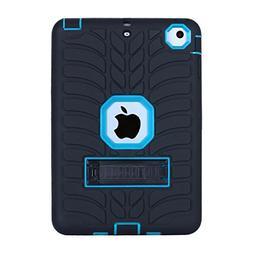 iPad mini Case, Beimu Kickstand Feature  Rugged Shock Absorb