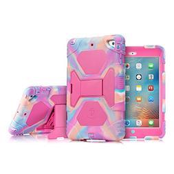 iPad Mini Case, ACEGUARDER Full Body Protective Rubber Cover
