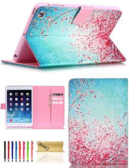 iPad Mini Case, Mini 2/3 Case, Dteck Slim Fit PU Leather Fli