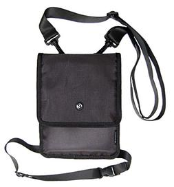 e-Holster Mini Tablet Carrying Case with Shoulder Strap and