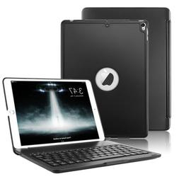 "For iPad Pro 10.5""/Air 3rd Keyboard Case 360 Swivel Backlit"