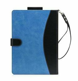 FYY iPad Pro 10 5 Case Stand Navy Blue Full Protection