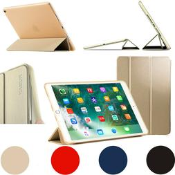For iPad Pro 10.5'' Inch 2017 Smart Leather Case Slim Cover