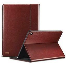 iPad Pro 10.5 Inch Case, ESR Premium Leather Business Multi-