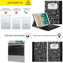 Fintie iPad Pro 10.5 Keyboard Case with Built-in Apple Penci
