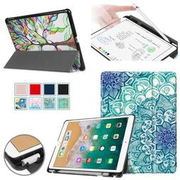 For iPad Pro 10.5 Slim Shell Case Stand Cover with Built-in