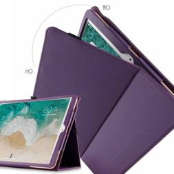 iPad Pro 10.5 Tablet Case,Poetic® Leather Lightweight Sta