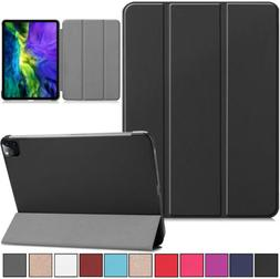 """For iPad Pro 11"""" 12.9"""" 2020 & 2018 Case Protective Leather A"""