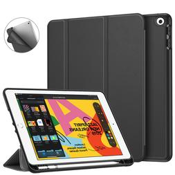 """For iPad Pro 11"""" 2018 Case with Built-in Apple Pencil Holder"""