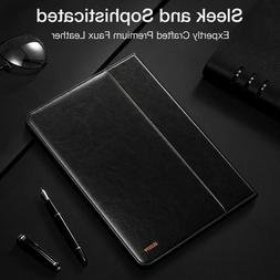 "ESR® IPAD PRO 11""  LEATHER BUSINESS SMART PROTECTIVE COVER"