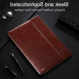 "ESR® IPAD PRO 11""  LEATHER BUSINESS SMART PROTECTIVE COVER"