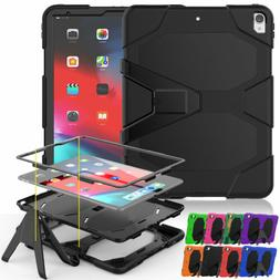"""For iPad Pro 11"""" & 12.9"""" 1st 2nd 3rd Gen Case Rubber Stand +"""