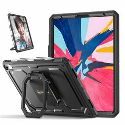 For iPad Pro 11 inch 2018 Case Grip Stand Shockproof Rugged