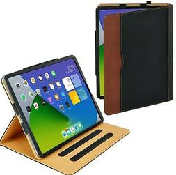 iPad Pro 12.9 4 Gen 2020 Soft Leather iPad Case Magnetic Sma