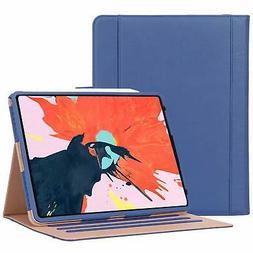 ProCase iPad Pro 12.9 Case 2018 3rd Generation, Vintage Stan